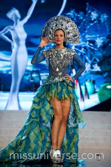 Miss Dominican Republic 2012