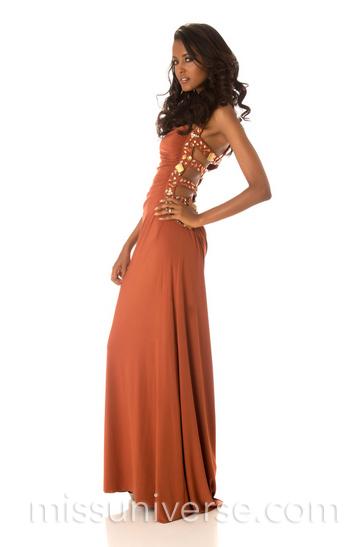 Miss Ethiopia 2012