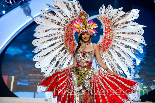 Miss Indonesia 2012