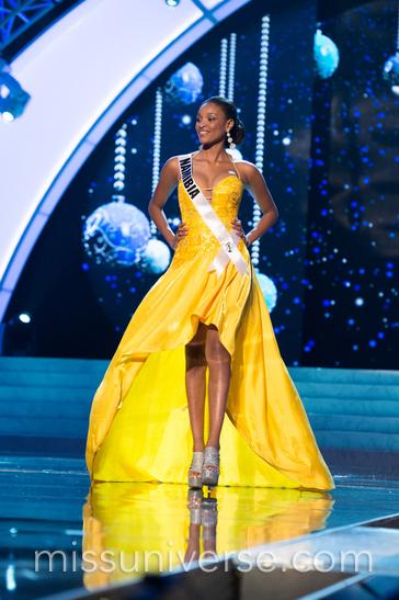 Miss Namibia 2012