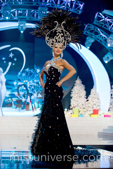 Miss Paraguay 2012