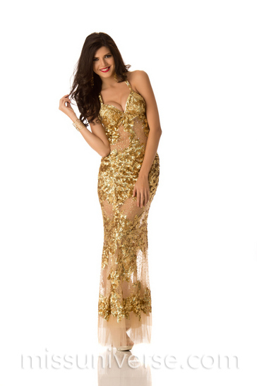 Miss Peru 2012