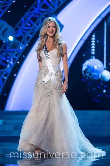 Miss Australia 2012