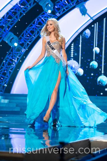 Miss Ukraine 2012