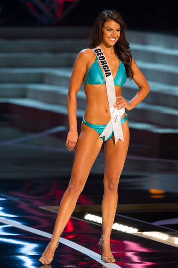Miss Georgia USA 2013