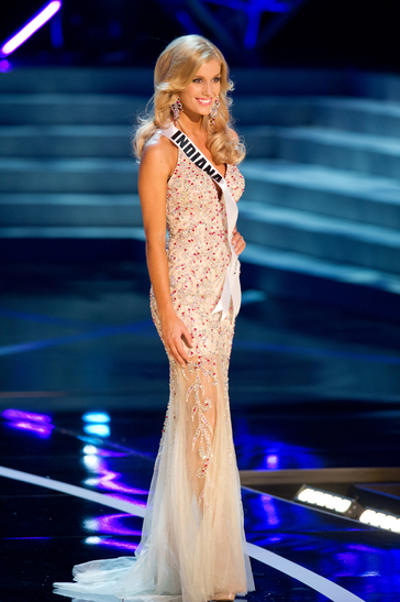 Miss Indiana USA 2013