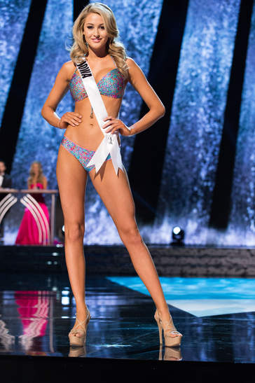 Miss Iowa USA 2016