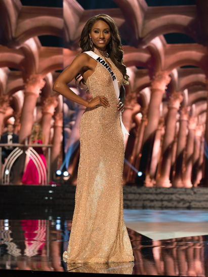 Miss Kansas USA 2016