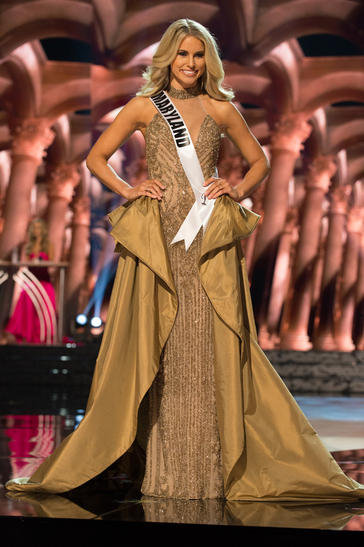 Miss Maryland USA 2016