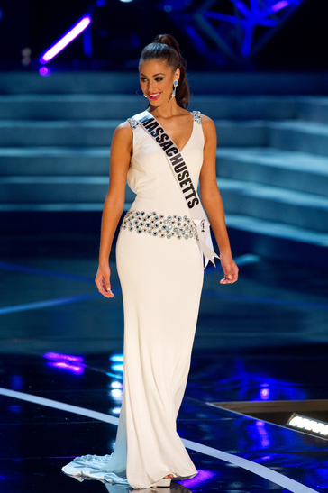 Miss Massachusetts USA 2013