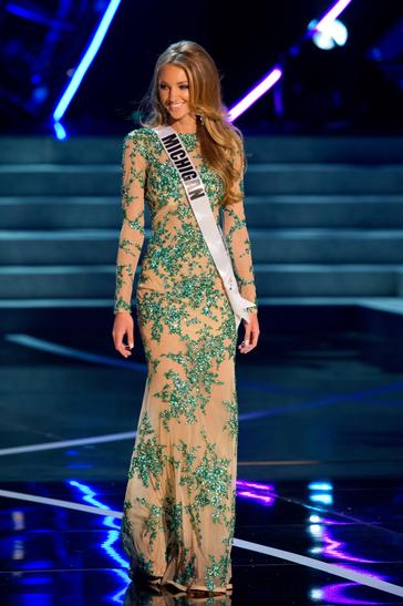 Miss Michigan USA 2013