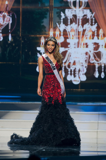 Miss Michigan USA 2014
