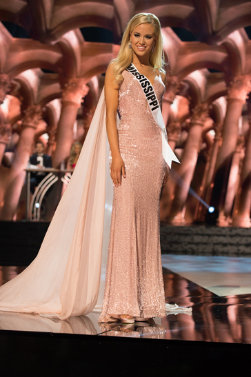 Miss Mississippi USA 2016