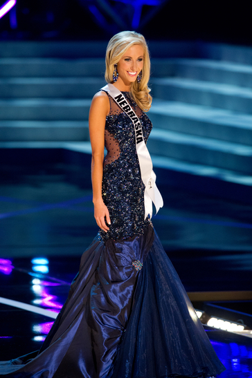 Miss Nebraska USA 2013