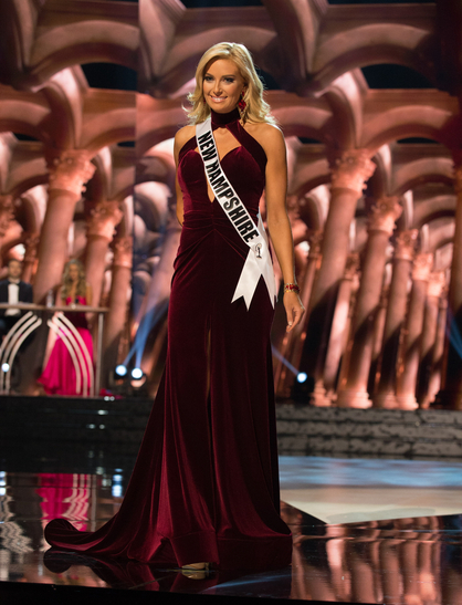 Miss New Hampshire USA 2016