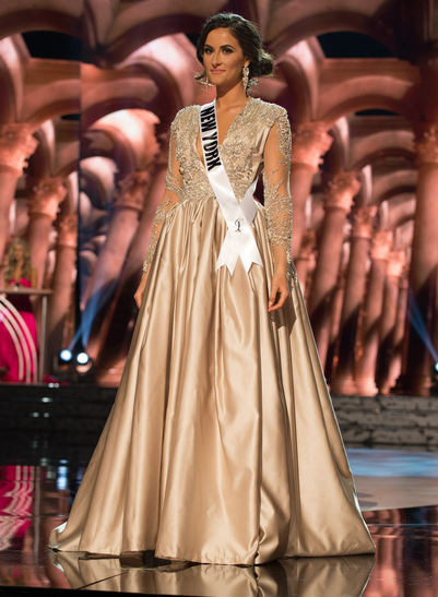 Miss New York USA 2016