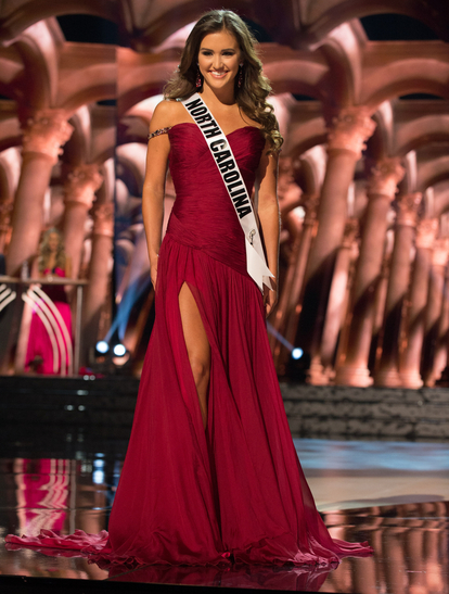 Miss North Carolina USA 2016