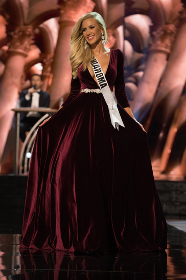 Miss Oklahoma USA 2016