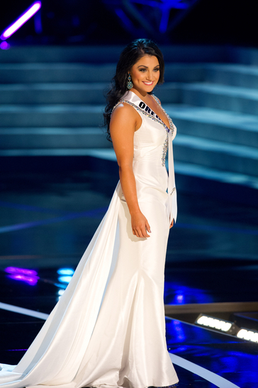 Miss Oregon USA 2013