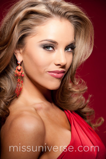 Miss New Mexico USA 2012