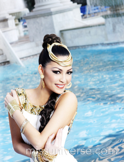 Miss Hawaii USA 2012