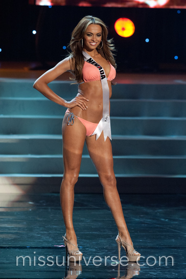 Miss Nevada USA 2012