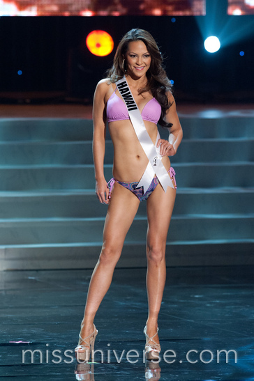 Miss Hawaii USA 2012