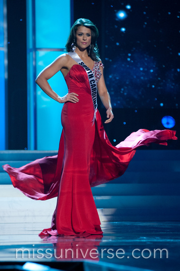 Miss South Carolina USA 2012