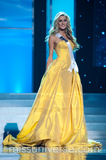 Miss Ohio USA 2012