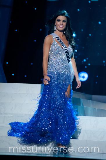 Miss Pennsylvania USA 2012