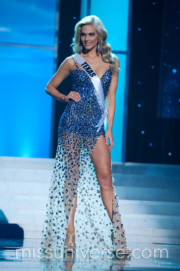 Miss Texas USA 2012