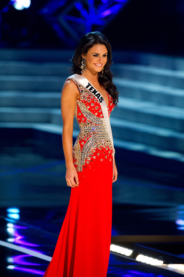 Miss Texas USA 2013