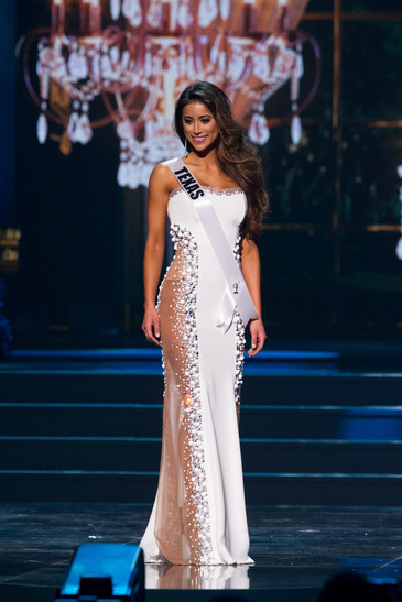 Miss Texas USA 2014