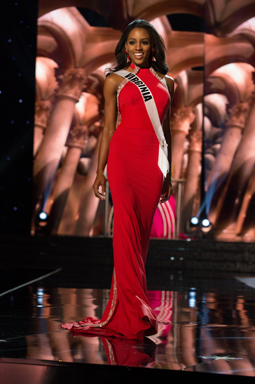Miss Virginia USA 2016