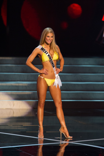 Miss West Virginia USA 2013