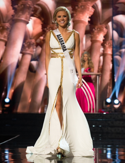 Miss Alabama USA 2016