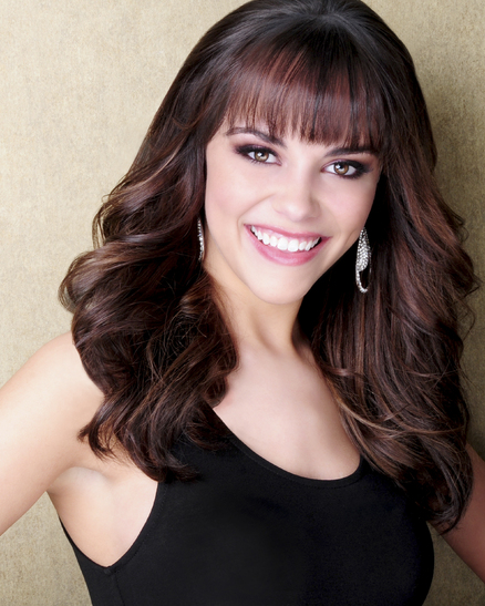 Miss South Dakota Teen USA 2012