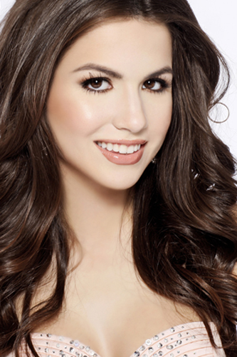 Miss Maryland Teen USA 2012