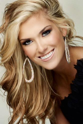 Miss Indiana Teen USA 2012