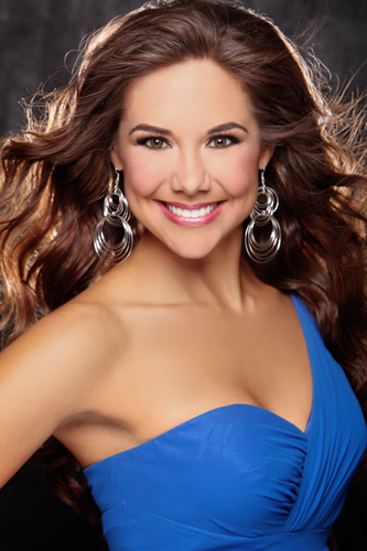 Miss Texas Teen USA 2012