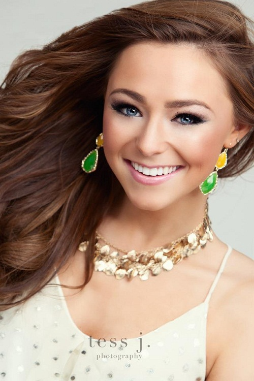 Miss Maine Teen USA 2012