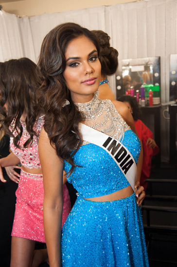 Noyonita Lodh is Miss Universe India 2014 - Miss World Winners