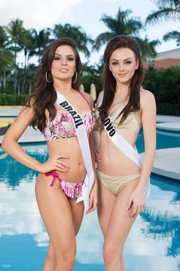 Miss Universe Brazil 2014