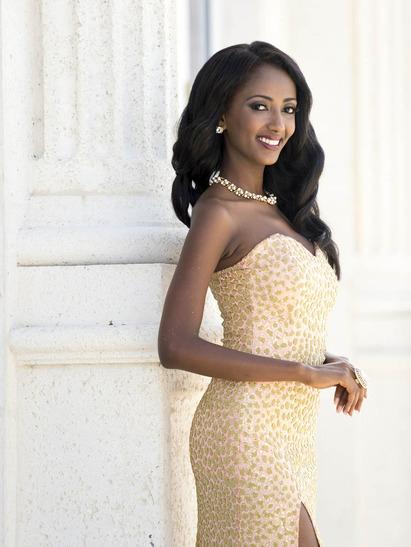 Miss Universe Ethiopia 2014