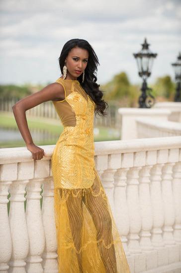 Miss Universe Haiti 2014