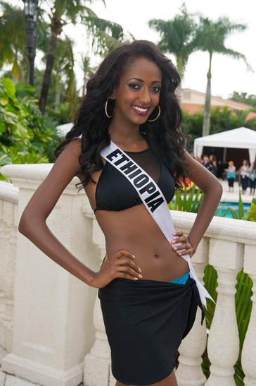 Teen models ethiopian