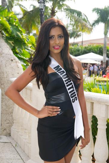 Mauritius 2014