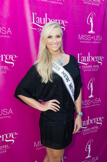 Miss New Mexico USA 2014