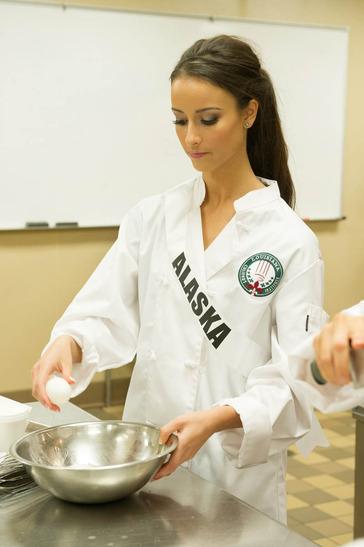 Miss Alaska USA 2014