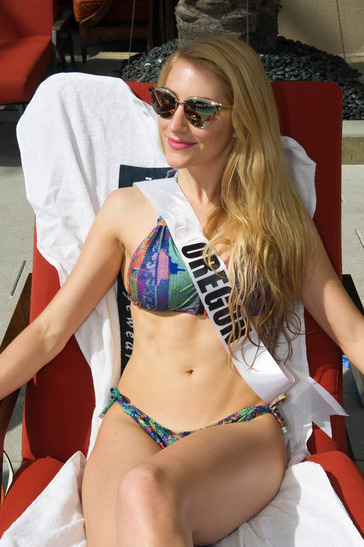 Miss Oregon USA 2014